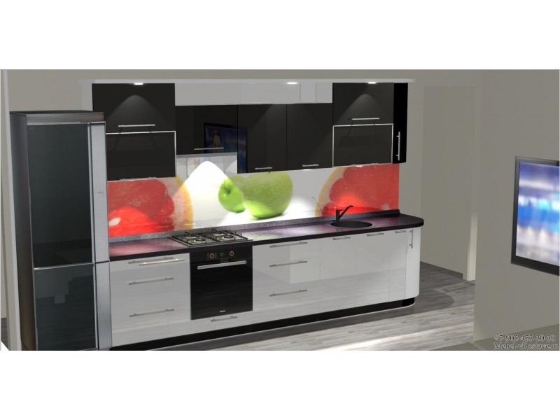 Дизайн кухни и проекты кухонных гарнитуров