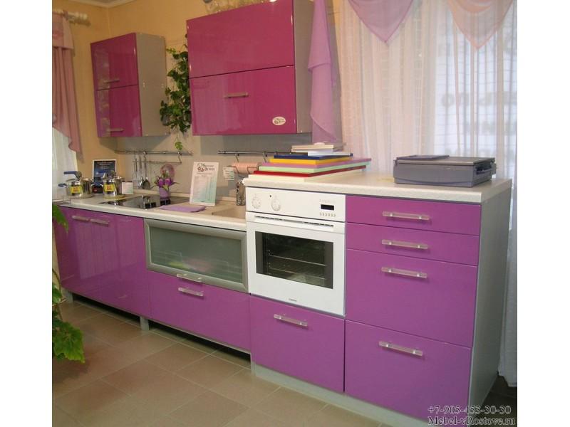 Кухни МДФ Крашенные на заказ