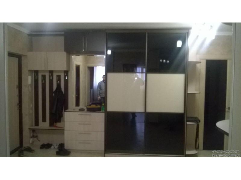 Шкафы-Купе из Лакобеля на заказ