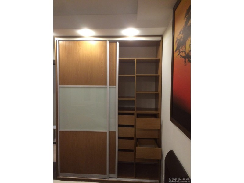 Шкафы-Купе из ЛДСП на заказ