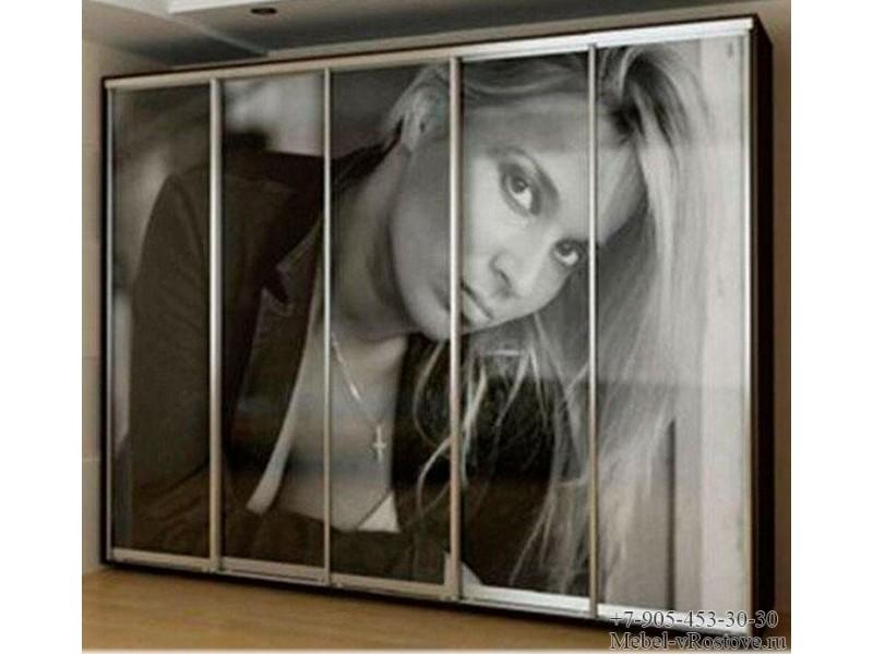 Шкафы-Купе с Фотопечатью на заказ