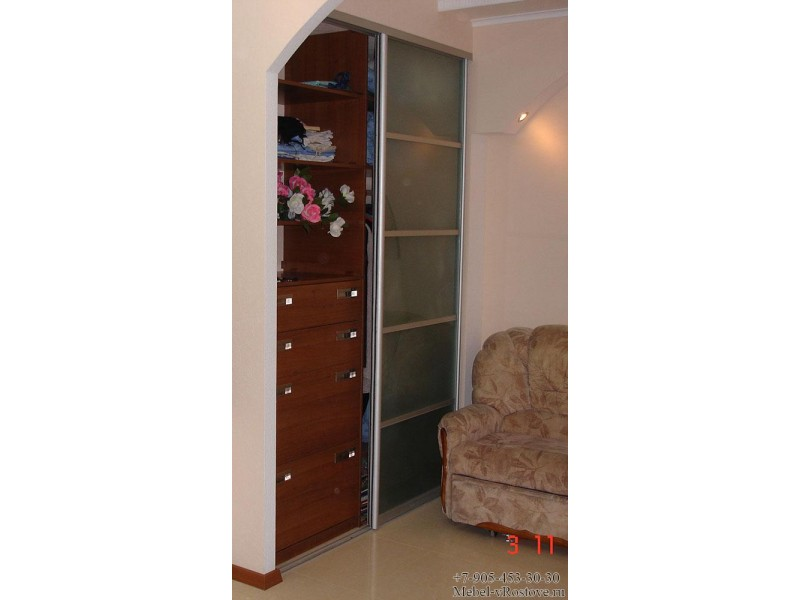 Шкафы-Купе с Витражами на заказ