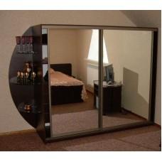 Шкафы-Купе Зеркальные на заказ